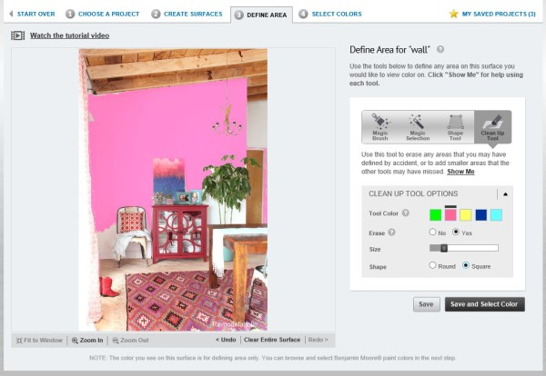 7 free online tools to test paint color before you buy - Benjamin Moore Personal Color Viewer
