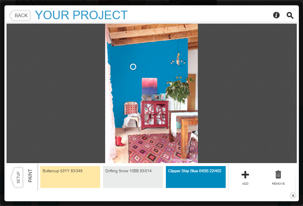 Remodelaholic | How to Test a Paint Color Before You Buy It