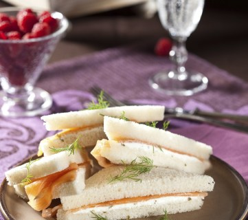 10 Tasty Tea Sandwiches for Any Event