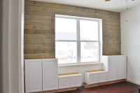 Remodelaholic | Playroom Makeover with Built-In Cabinets ...