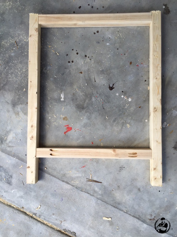 DIY Simple Square Side Table Plans - Step 6