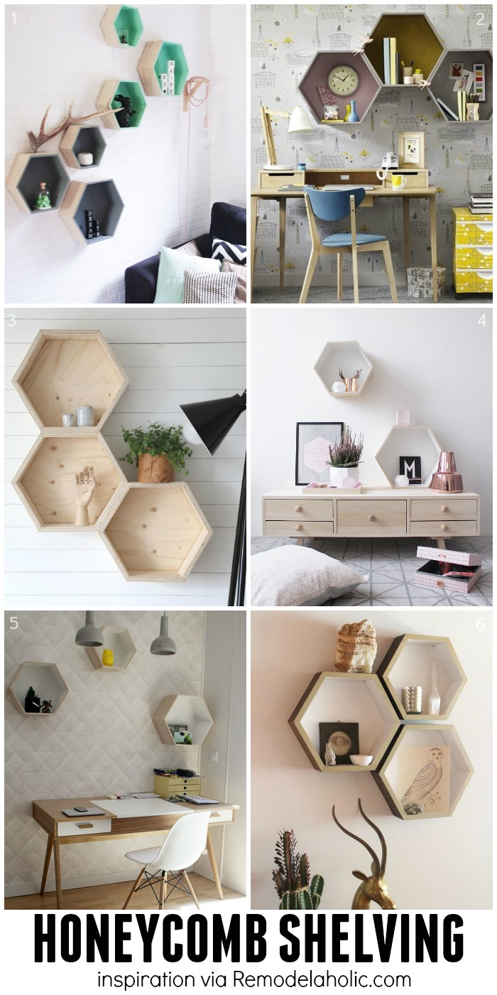 so the honeycomb floating smaller i these for areas bookshelf perfect shelves some are pin of have