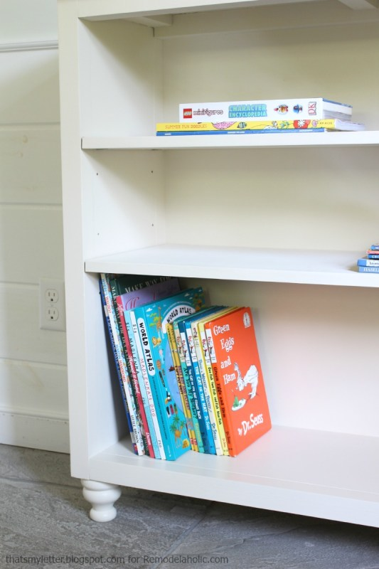 how to build a bookshelf with adjustable shelves