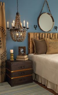 Remodelaholic | Nautical Nights - A rustic & watery ...