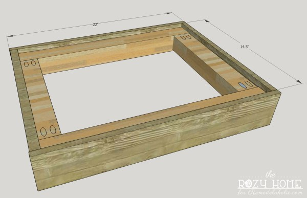 Building an indoor swing for kids, outershell