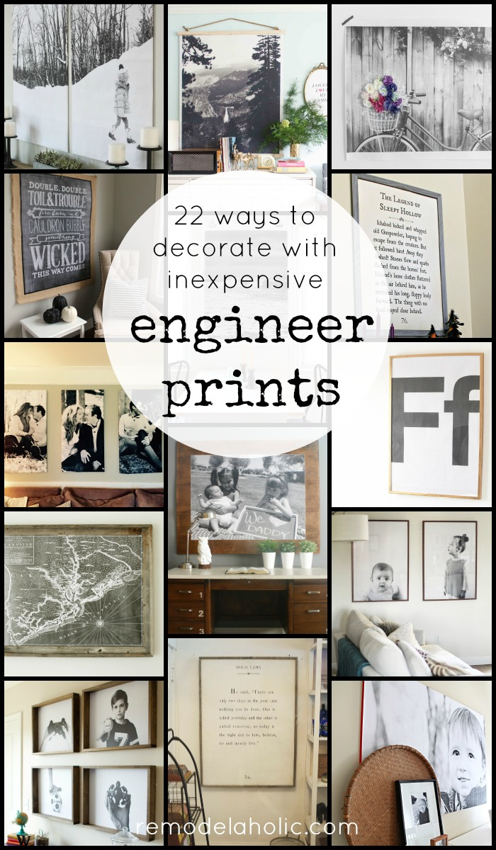 remodelaholic 60 budget friendly diy large wall decor ideas