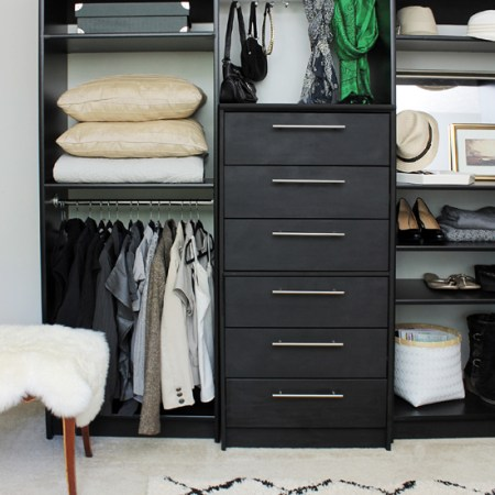 DIY Wardrobe Build - 550