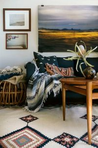 Remodelaholic | Modernized Southwest Style Decorating