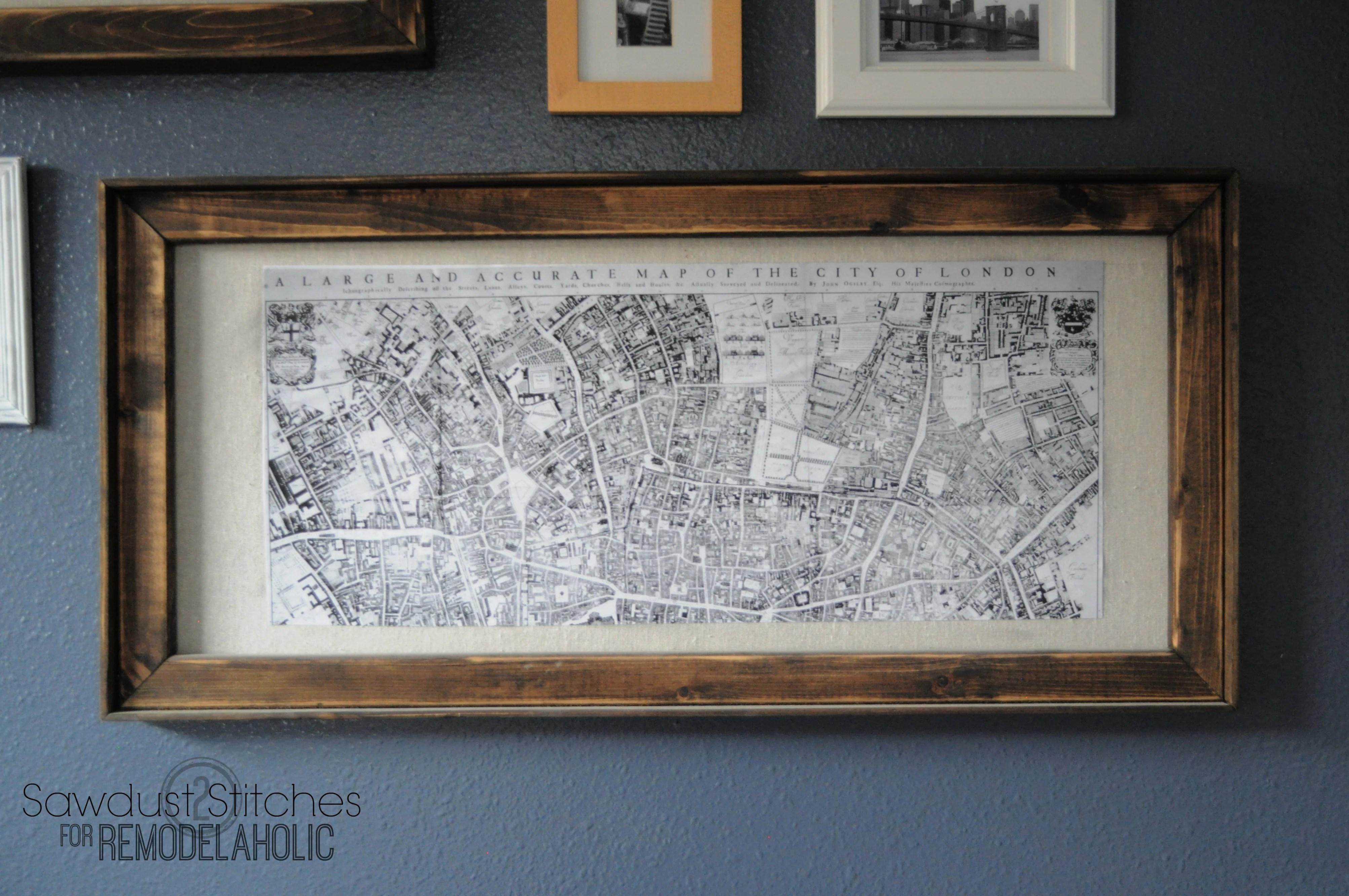 Remodelaholic | 50+ Ways to Display Art Prints and Photos