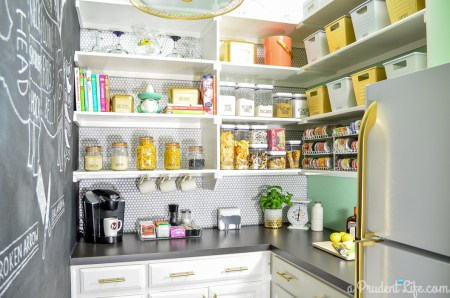 a prudent life pantry