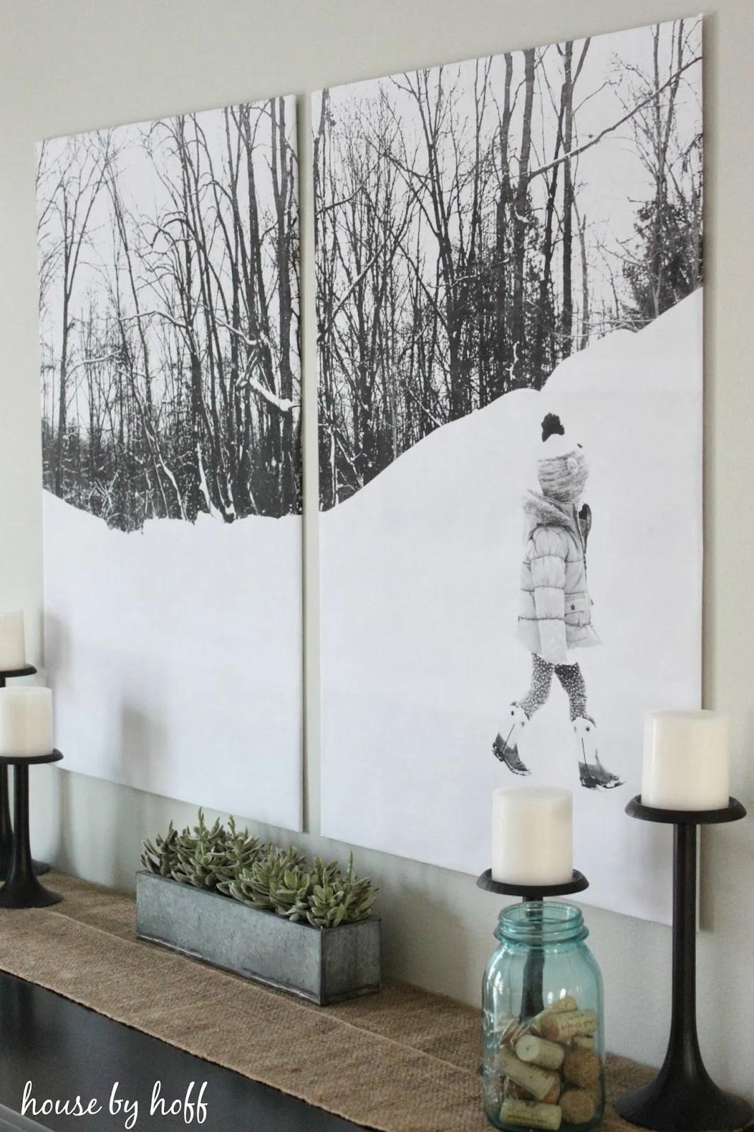 Framed Chalkboard Wall Ideas
