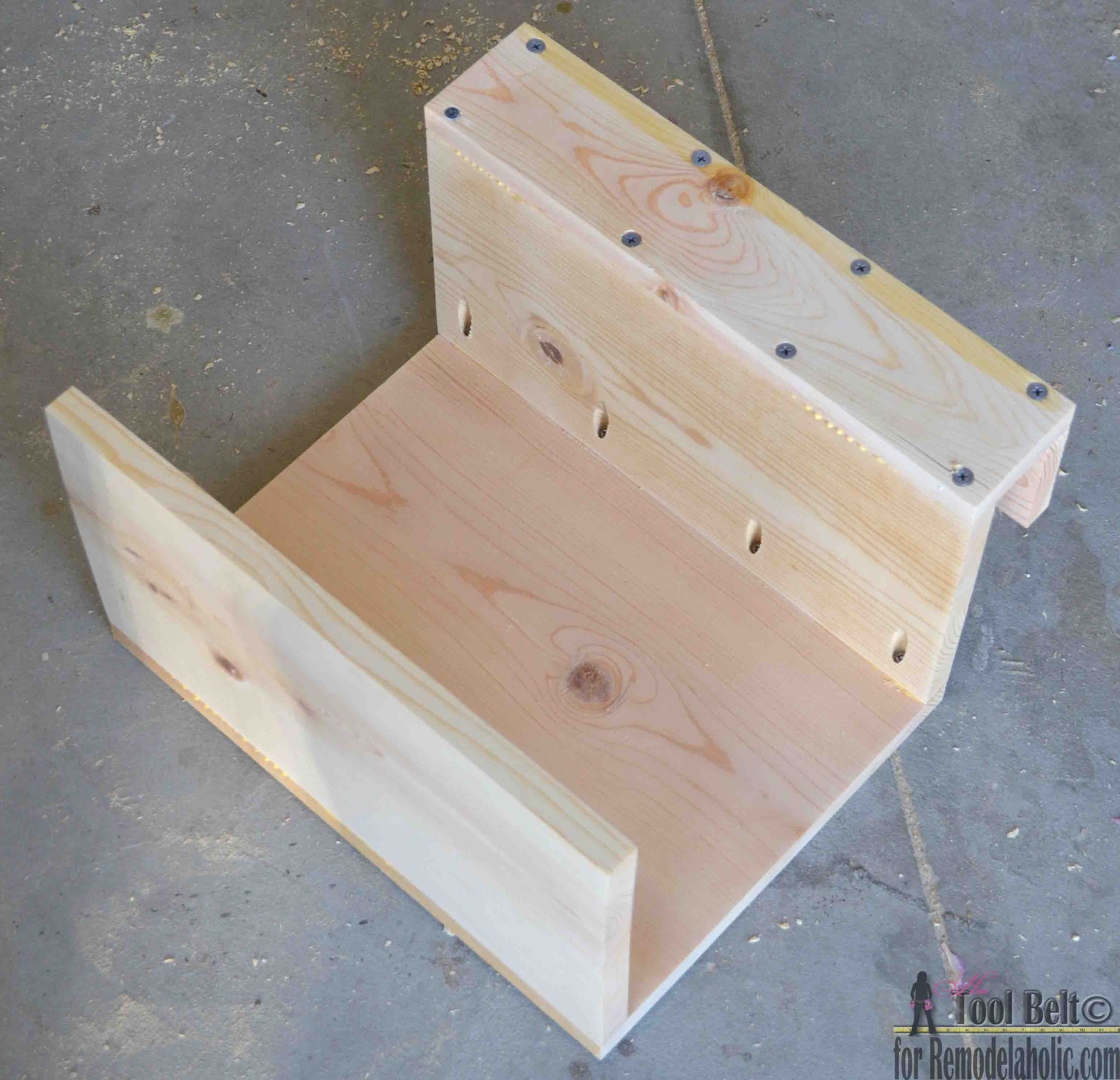 Need A Little Extra Space For Your Game Time Snacks And Drinks? Build This  Super