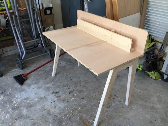 DIY Lindsay Desk - Step 5