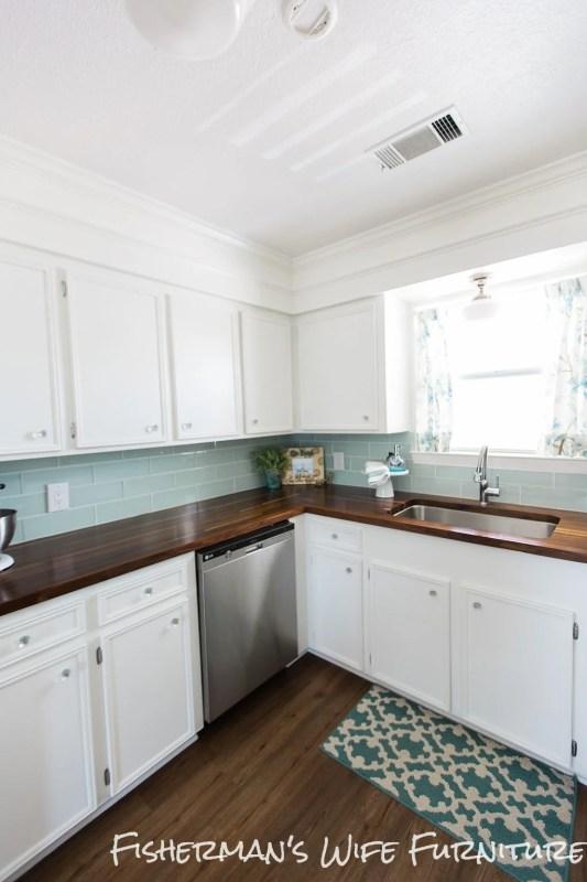 Kaylor Fisherman's Wife Furniture review diy wood butcherblock countertops kitchen