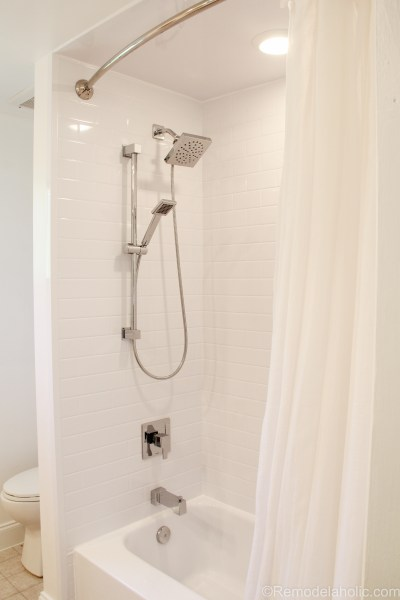 Bathroom shower tub refresh by Bath Fitters @remodelaholic (45 of 47)