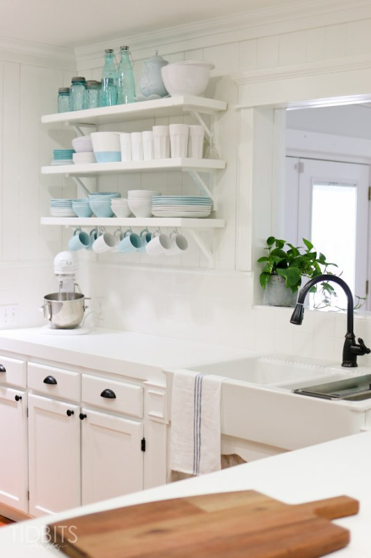 Save money by installing your own solid surface corian countertops