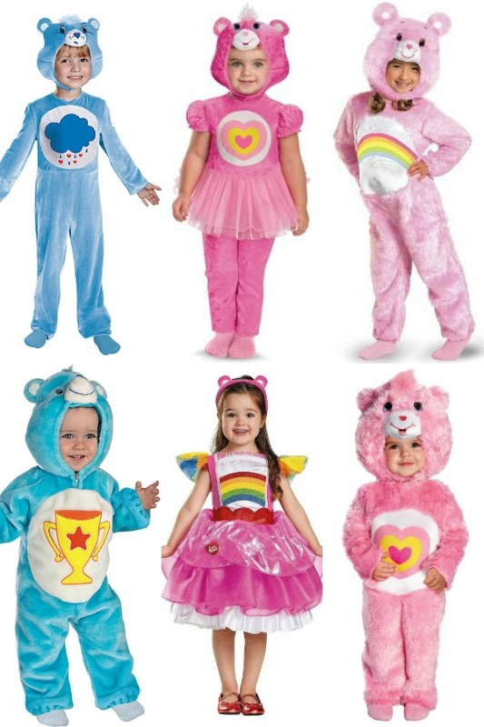 Care Bear Costumes for Kids @Remodelaholic