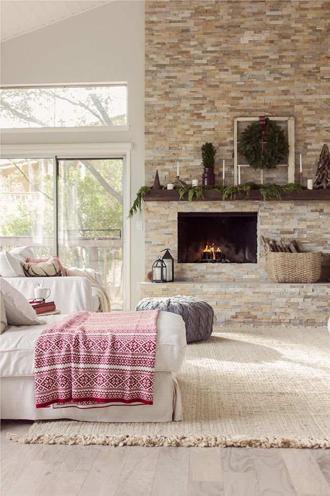 uncentered fireplace -- how to make it work