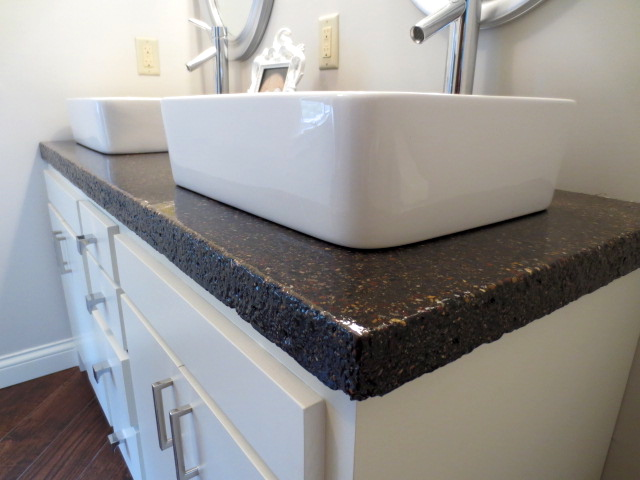 construction2style diy concrete countertops
