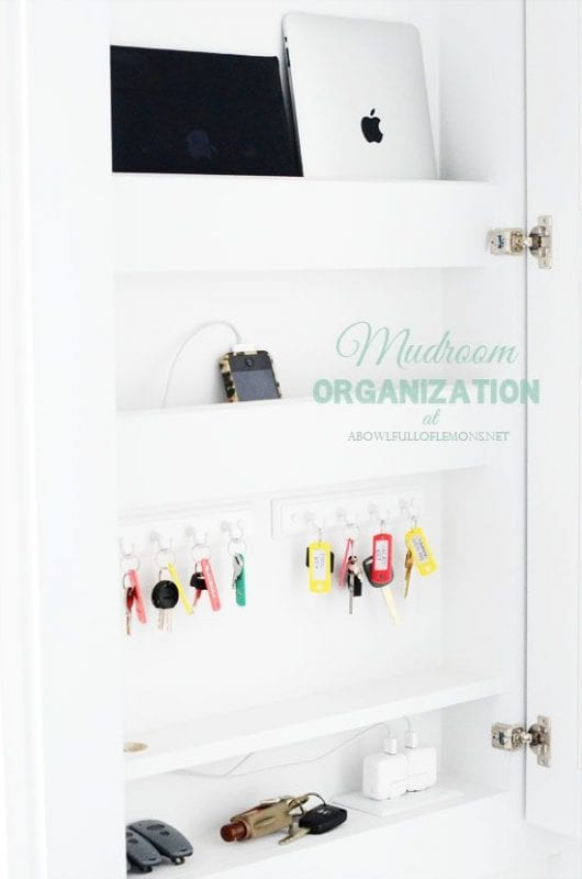 diy charging stations technology cabinet