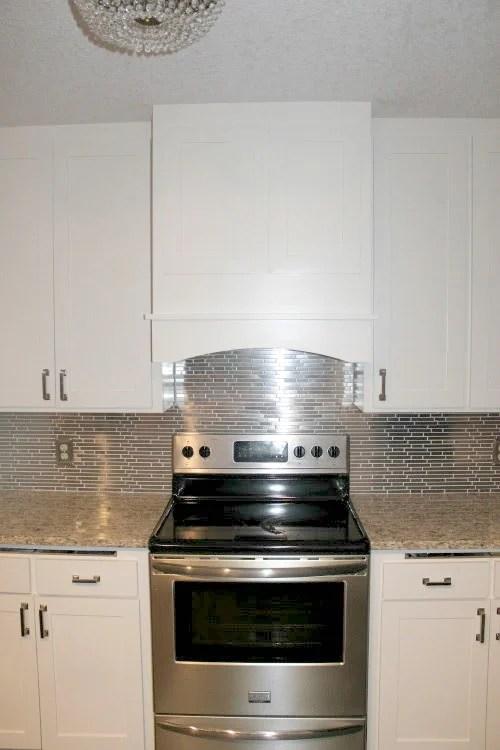 diy range hood for under $40, construction2style on @Remodelaholic