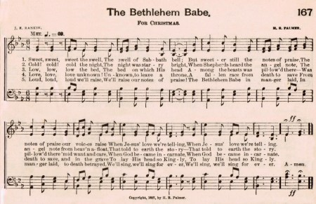 5 The Bethlehem Babe