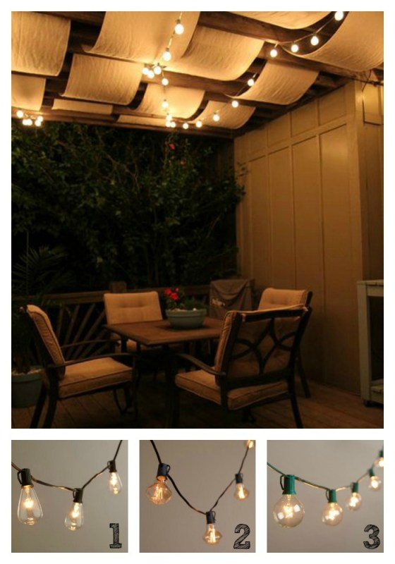 Backyard Lights 3