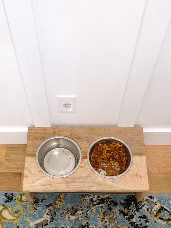 How to make a pet feeder