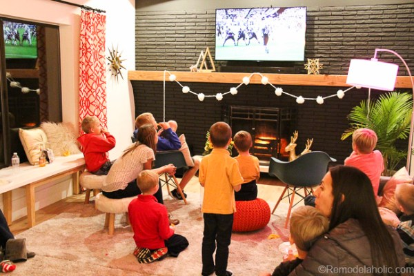 Sunday Game Day with Sony and Wayfair @remodelaholic (58 of 62)
