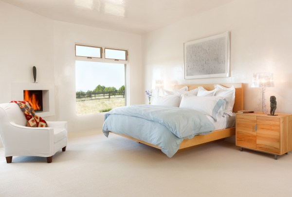 modern beautiful master bedroom | by Violante & Rochford Interiors, photo credit © Wendy McEahern