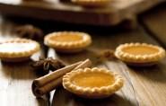 gluten free pumpkin pie tartlets