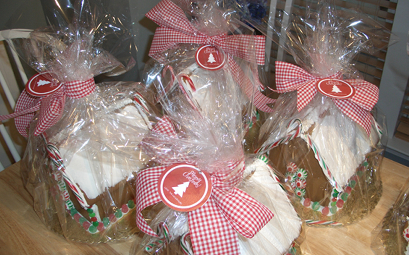 gingerbread as gifts