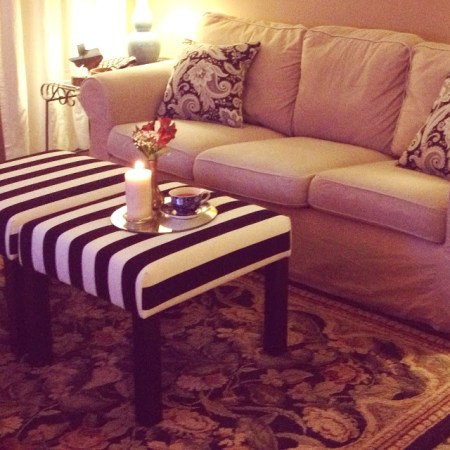 lack side table hack ottomans fabric
