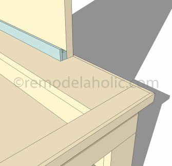 Built-in Bed Nook-12A