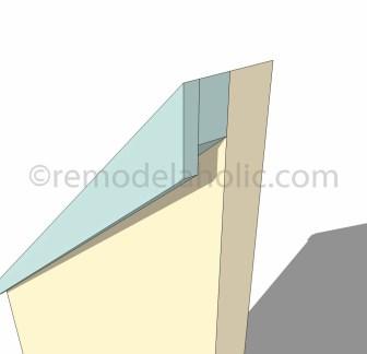 Built-in Bed Nook-12B