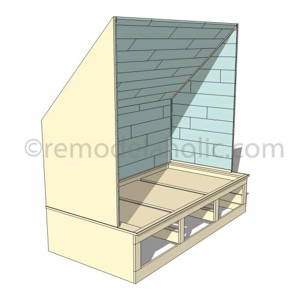 Built-in Bed Nook-13
