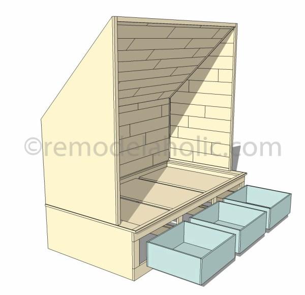 Built-in Bed Nook-15