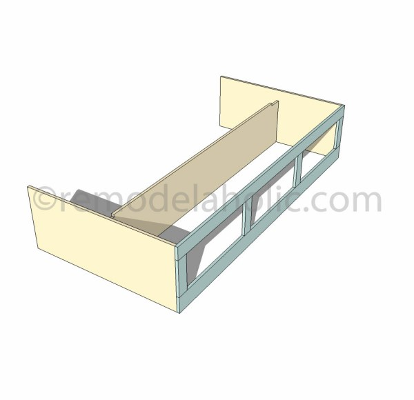 Built-in Bed Nook-3