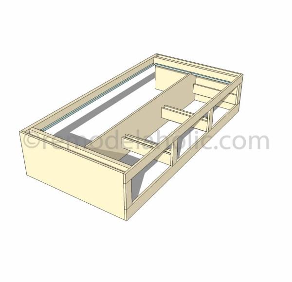 Built-in Bed Nook-7