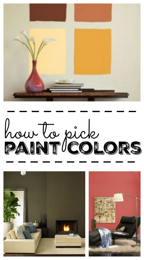 Great Expert Tips On How To Pick Paint Colors For Your Home Via Remodelaholic Com