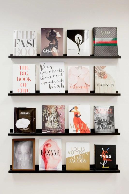 Homepolish designer Stefani Stein - Michele Marie PR Office Library