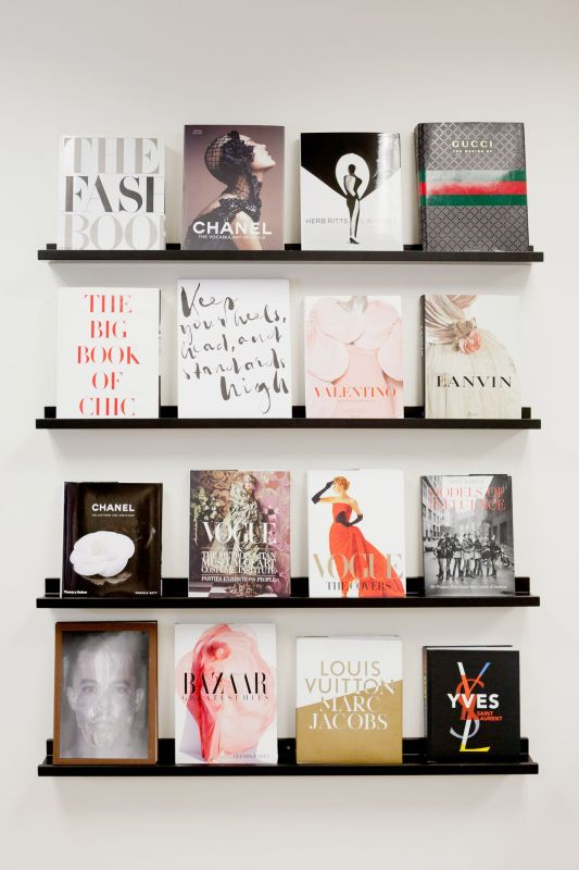 Homepolish designer Stefani Stein - Michele Marie PR Office Library