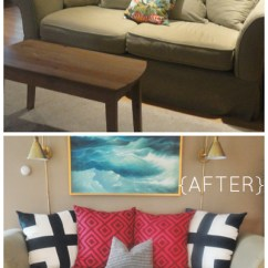 Diy Sofa Reupholstering Rattan Garden And Chairs 28 Ways To Bring New Life An Old – Remodelaholic
