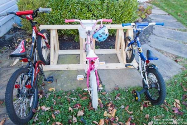 DIY-bike-rack-tutorial-remodelaholic-heathered-nest-2