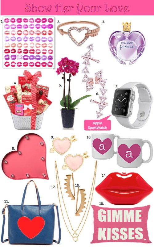 Great Valentine Gift Ideas for Her!