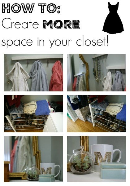 More Closet Space