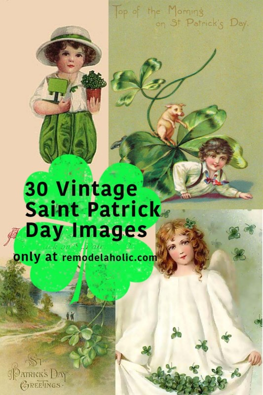 30 vintage images remodelaholic