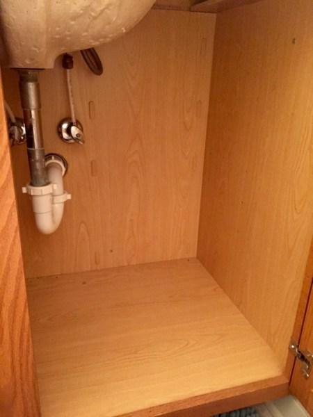 Bathroom Organization - 2