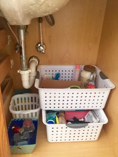 Bathroom Organization - 5