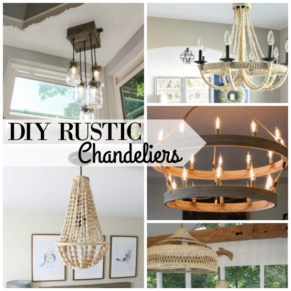 Things To Remember While Buying A Chandelier: 25+ Gorgeous DIY Chandeliers